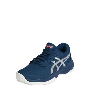 ASICS Sportovní boty 'GAME 7'  modrá / stříbrně šedá