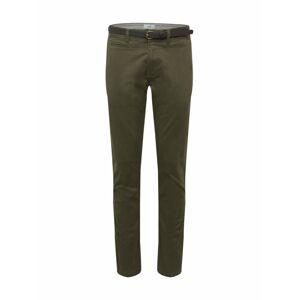 EDC BY ESPRIT Chino kalhoty  khaki
