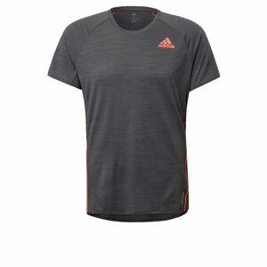 ADIDAS PERFORMANCE Funkční tričko  antracitová / svítivě růžová / kouřově modrá