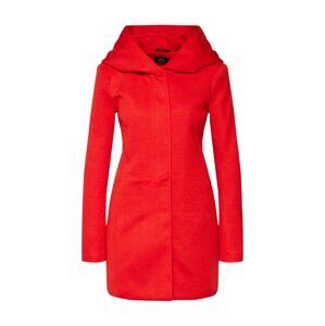 ONLY Přechodný kabát 'onlSEDONA'  červená