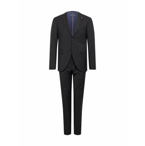 Tommy Hilfiger Tailored Oblek  černá