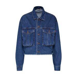 LTB Přechodná bunda 'LIWET'  modrá džínovina